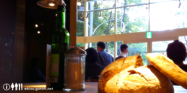 le pain quotidien ル・パン・コティディアン(芝公園)